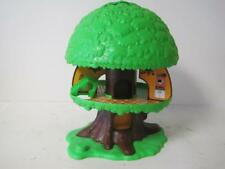 1975 General Mills Kenner Tree Tots Family Tree House Little People Weebles RARE