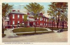 1928 GALESBURG COTTAGE HOSPITAL, ILLINOIS