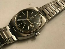 VINTAGE OMEGA SEAMASTER AUTOMATIC LADY'S WATCH DATE SWISS