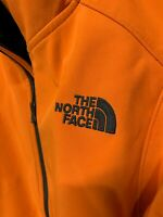 THE NORTH FACE Full Zip Hoodie Soft-shell Jacket Coat Men's Size Small