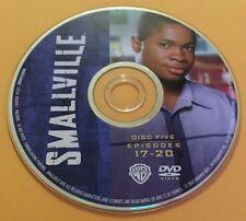 Smallville Season 2 Disc 5 Replacement DVD