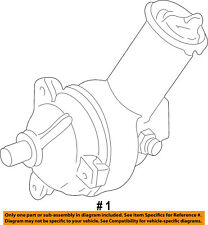 FORD OEM 98-08 Ranger-Power Steering Pump F58Z3A674ABRM