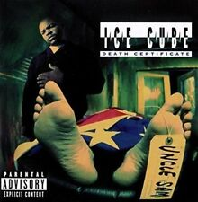 Ice Cube Death Certificate 180grm Vinyl LP 2015
