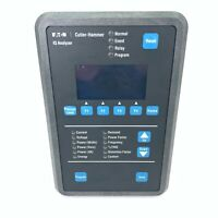 Eaton Cutler-Hammer IQ Analyzer IQA 6600 66C2110K03 66D2045G23 IPONI 8793C36G03
