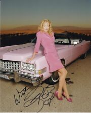 KIM BASINGER Signed PINK CADILLAC Photo w/ Hologram COA