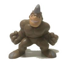 "rare 2.5"" Rhino Playskool Marvel Super Hero Squad 2008 Figure hasbro toy gift"
