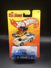 Hot Wheels The Hot Ones Blue 442 Much The Hot Ones Hotwheels Mattel Classics Htf