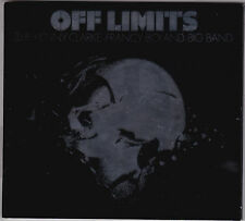 The Kenny Clarke Francy Boland Big Band - Off Limits - CD (RW118CD Rearward)