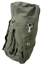German Army Kit Bag Sea Sack Side Zips HUGE !