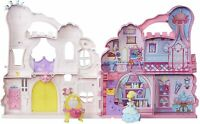 Disney Princess Castle Playset and Carrying Case with Cinderella Doll BRAND NEW