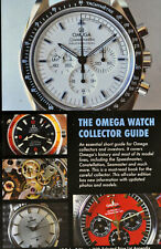 The Omega Collector Watch Guide Book Seamaster Snoopy Moon Speedmaster Apollo!
