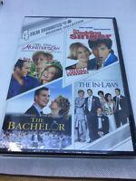 4 Film Favorites: Wedding Collection (DVD) SEALED