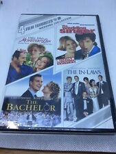 4 Film Favorites: Wedding Collection (DVD) SEALED