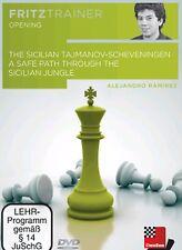 ChessBase: Ramirez - The Sicilian Tajmanov-Scheveningen - Sizilianisch NEU / OVP