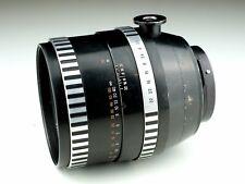zebra SONNAR 2.8/180 PENTACON SIX mount lens CARL ZEISS JENA DDR SET