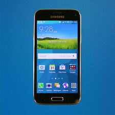 Fair - Samsung Galaxy S5 mini SM-G800A 16GB - Black (AT&T) SEE INFO - Free Ship
