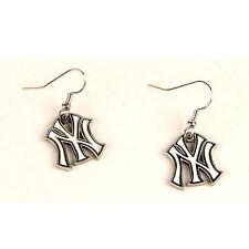 NEW YORK YANKEES Dangle Earrings Officially Licensed NEW