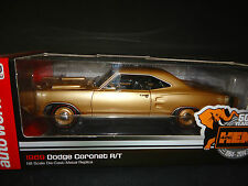Auto World Dodge Coronet RT 1969 Bronze 1/18 Limited Edition
