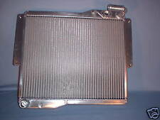 MGB electric fan model alloy radiator (1976 on) by Radtec