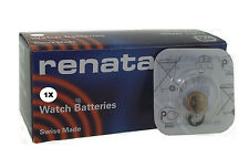 Renata 361 Silver 1.55v watch battery replaces SR721W