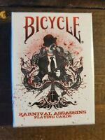 Bicycle Karnival Assassins Playing Cards Limited Edition