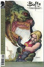 Btvs Buffy the Vampire Slayer #1 Season 8 Variant Cover