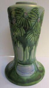 Roseville Vista Forest 127-10 Vase