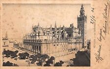 BR41246 Sevilla la cathedrale      Spain