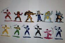 1993 Bandai MMPR Power Rangers assorted figures lot