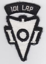 101ST AIRBORNE RECONDO POCKET PATCH W TAB LRRP LRP LOT US ARMY CUT EDGE SSI RARE