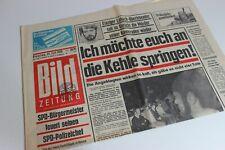 BILDzeitung 14.07.1970 Juli Umschlagsseiten / 4 Seiten   SPD