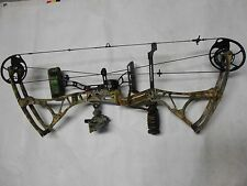 Bowtech Admiral Compound Bow Package! hostage arrow rest g5 sight octane quiver