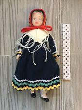Vintage Eastern European China Doll