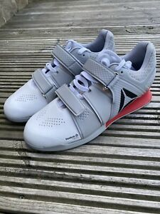 Reebok Mens Legacy Lifter - UK 8 – Weightlifting Shoe - RRP £140