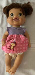 2010 Hasbro Baby Alive Doll First New Teeth Wets