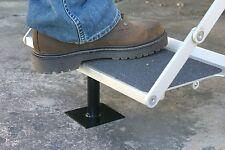 RV Step Brace Stabilizer Ladder Leveler Support Camper Trailer Safety Adjustable