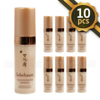 [Sulwhasoo] Concentrated Ginseng Renewing Serum 5ml x 10pcs (50ml) Anti-aging