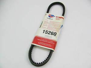 "Carquest 15260 Accessory Drive Belt - 0.44"" X 26.00"" - 36 Degree"