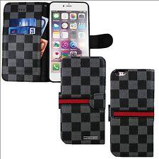 Gemusterte Apple Handy-Taschen & -Schutzhüllen aus Kunststoff