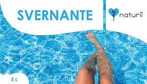 5 LITRI Svernante per piscine trattamento invernale per piscina naturii