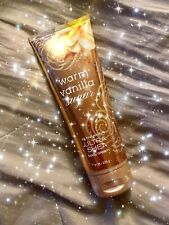 NEW! Warm Vanilla Sugar Ultra Shea Body Cream 24 Hour-Bath & Body Works-lotion