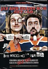 NEW 2DVD SET  // Jay and Silent Bob Get Old: Tea Bagging in the UK //