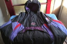 Toronto Raptors Starter Sports Pullover Jacket Super Rare In Excellent Condition