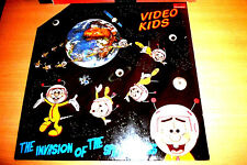 Video Kids - Invasion Of The Spacepeckers LP early  rare press for collectors