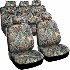 Camo Seat Covers for Truck Car SUV - Camouflage Auto Protectors Set  Heavy Duty