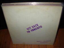 BEATLES get back to toronto ( rock ) ipf