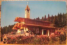 Montana Postcard FRONTIER TOWN Chapel HELENA John Quigley Ernst Peterson 4x6