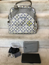 Petunia Pickle Bottom Sashay Satchel Backpack Diaper Bag & Accessories