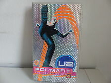 K7 Video VHS U2 Pop Mart Live from Mexico city 058 302 3