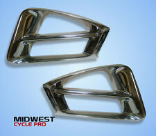 Chrome Air Intake Accents for Honda Goldwing 2012 and later  (45-1696)